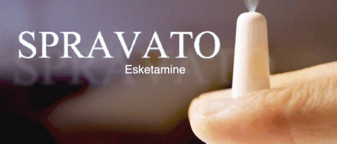 Spravato - esketamine nasal spray